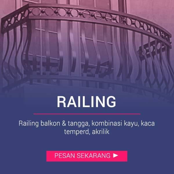 railing denpasar